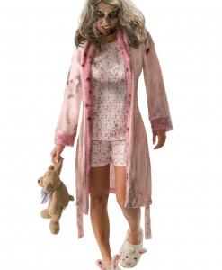 Teen Little Girl Zombie Costume