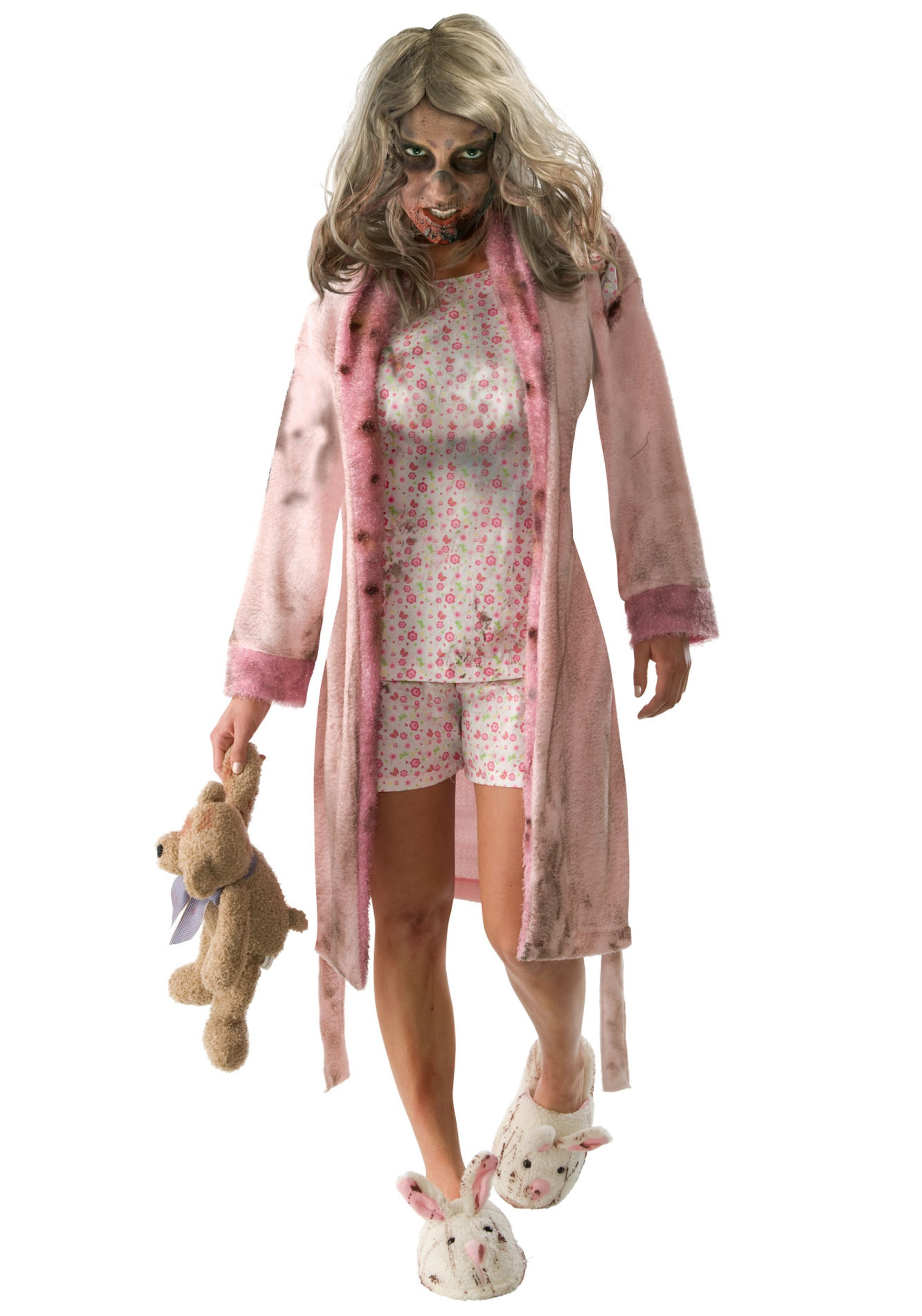 teen little girl zombie costume - halloween costume ideas 2018