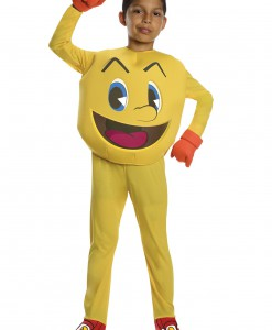 Pac Man Deluxe Child Costume