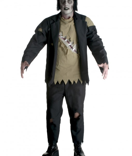Adult Vintage Monster Costume