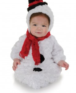 Infant Snowman Bunting