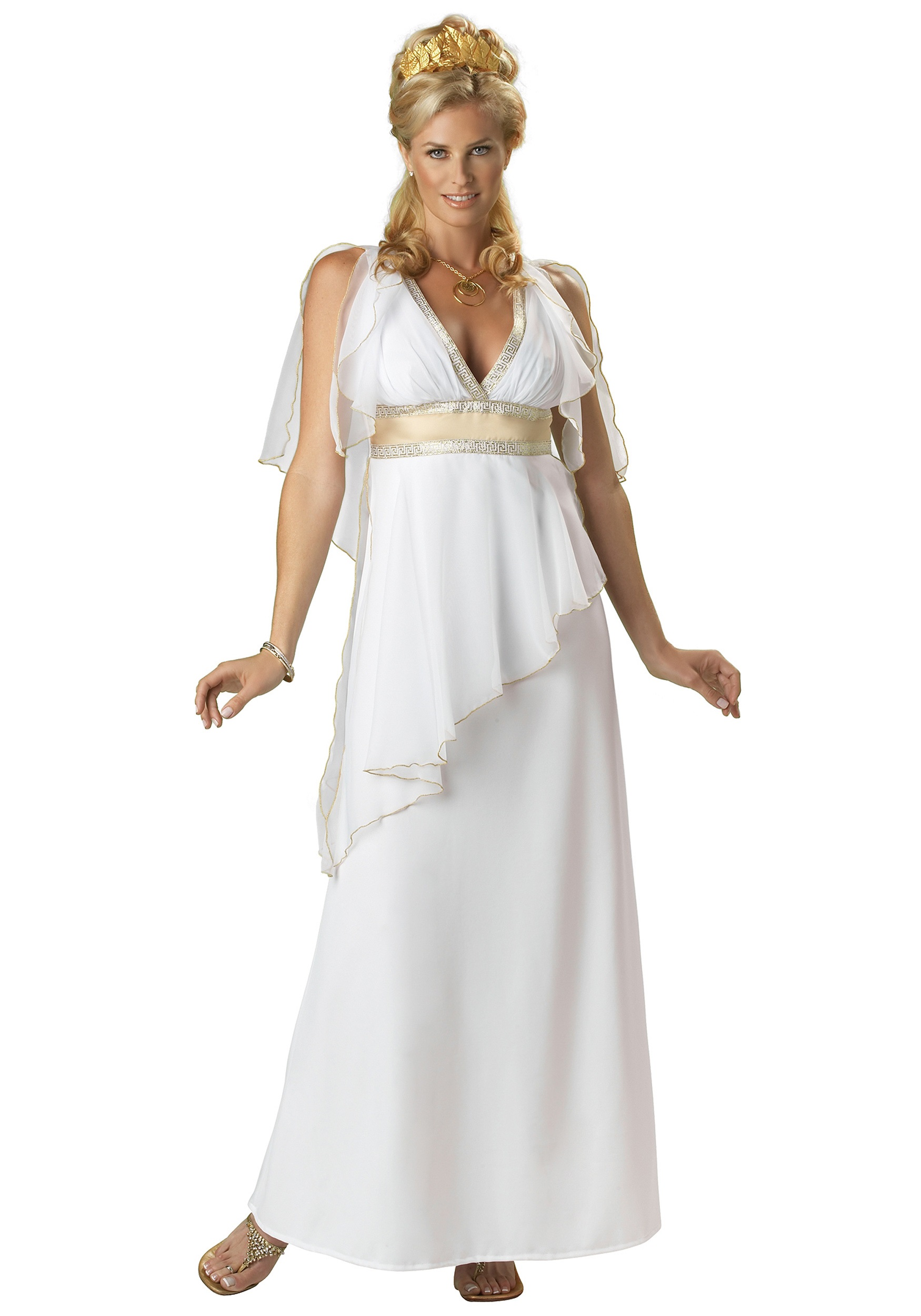 sc 1 st  Halloween Costumes & Divine Greek Goddess Costume - Halloween Costume Ideas 2016