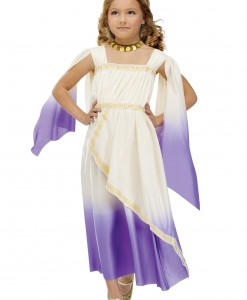 Toddler Purple Goddess Costume
