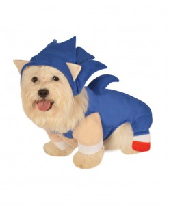 Sonic the Hedgehog Pet Costume