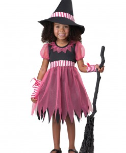 Toddler Pinky Witch Costume
