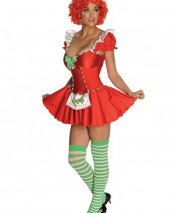 Sexy Strawberry Shortcake Costume