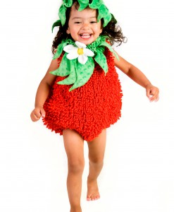 Suzie Strawberry Costume