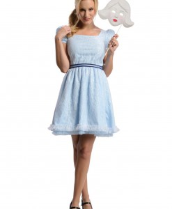 Teen China Doll Costume