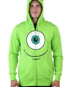 Monsters University Mike Hoodie