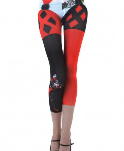 Womens Batman Harley Quinn Tights
