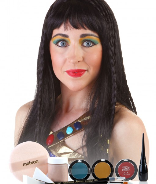Halloween Ideas 2019 Makeup.Cleopatra Makeup Kit