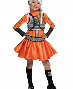 Girls X-Wing Fighter Costume