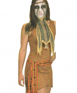 Women's Tonto Costume