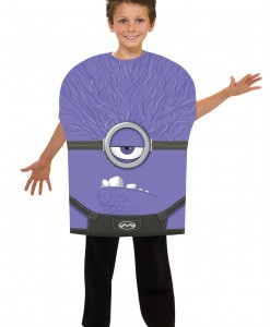 Kids Despicable Me 2 Evil Minion Costume