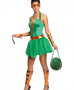Adult TMNT Michelangelo Dress