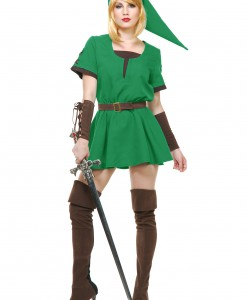Elf Warrior Princess Costume