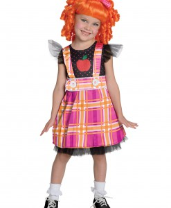 Girls Lalaloopsy Bea Spells-a-Lot Costume