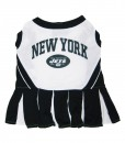 New York Jets Dog Cheerleader Outfit