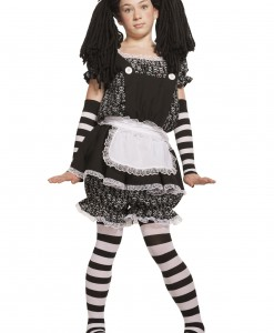 Teen Gothic Dolly Costume