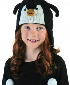 Kids Peppy the Penguin Hat