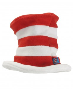 Toddler Cat in the Hat