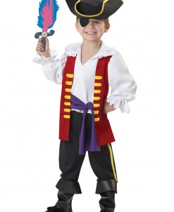 The Wiggles Captain Feathersword Costume