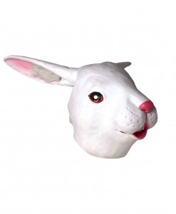 Deluxe Latex Rabbit Mask