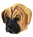 Deluxe Latex Dog Mask