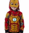 Toddler Iron Man Mark 42 Hoodie