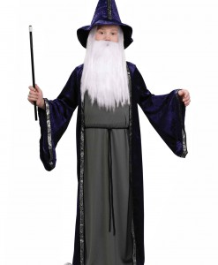 Child Wizard Costume