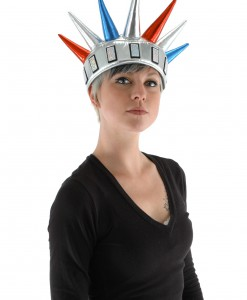 Patriotic Statue of Liberty Hat