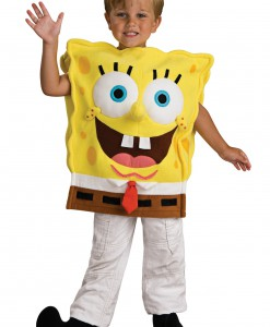 Deluxe Child SpongeBob Costume