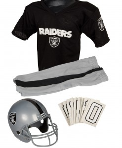 NFL Raiders Uniform Costume