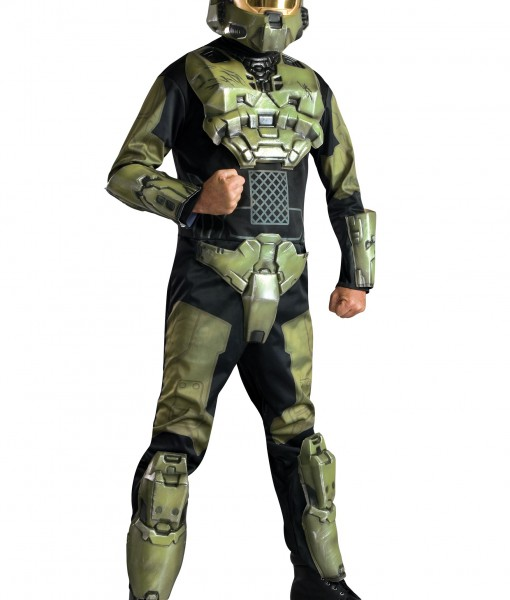 Deluxe Halo Master Chief Costume