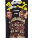 Kids Goofy Toofers 4 Pack