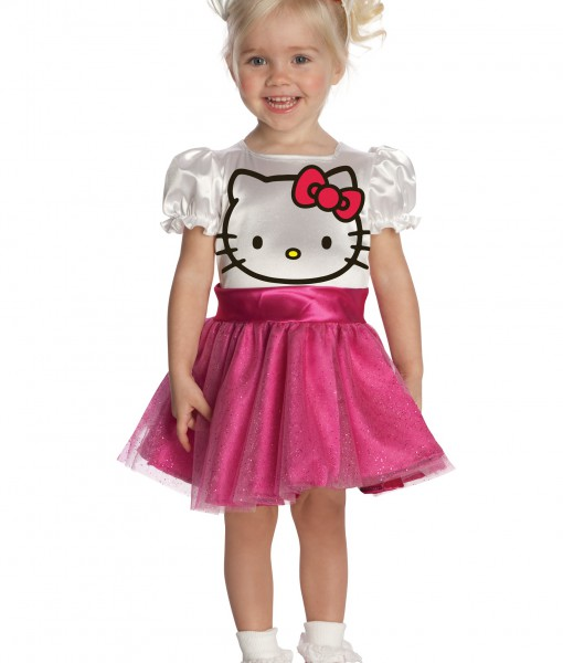 Toddler Hello Kitty Costume