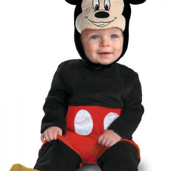 Infant Mickey Mouse My First Disney Costume  sc 1 st  Halloween Costumes & Infant Mickey Mouse My First Disney Costume - Halloween Costume ...