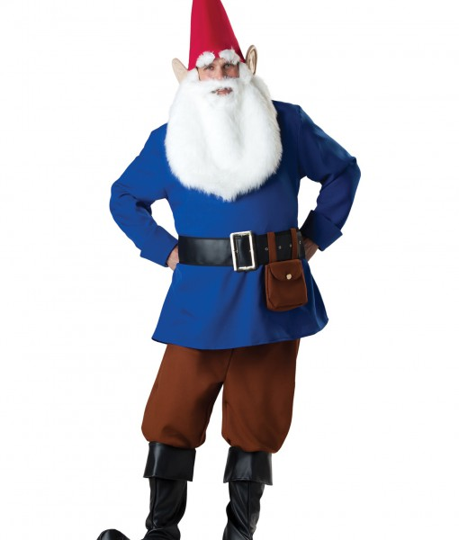 Mr Garden Gnome Costume