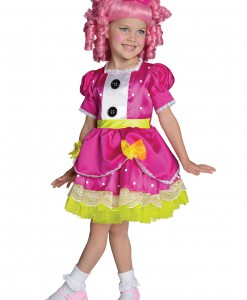 Girls Lalaloopsy Jewel Sparkles Costume
