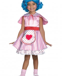 Girls Lalaloopsy Deluxe Rosy Bumps N' Bruises Costume