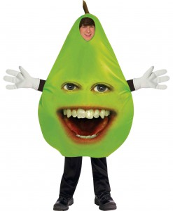 Teen Pear Costume