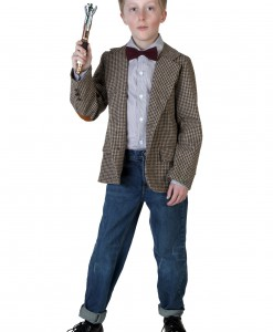 Child Doctor Professor Costume