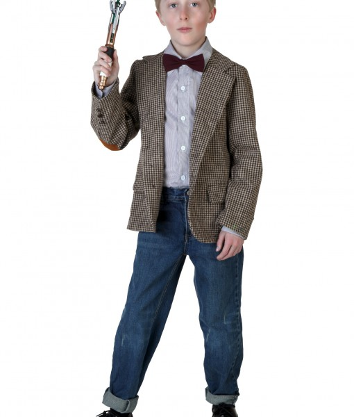 Halloween 2019 Costume Ideas Kids.Child Doctor Professor Costume
