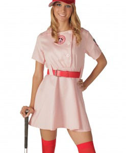 Deluxe Rockford Peaches Costume