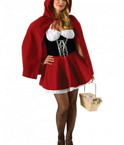 ccfd0db2ca Plus Size Red Riding Hood Costume - Halloween Costume Ideas 2019