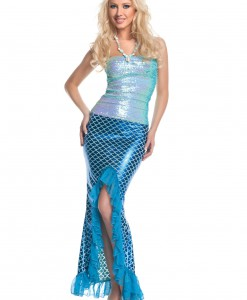 Sexy Sequins Mermaid Costume