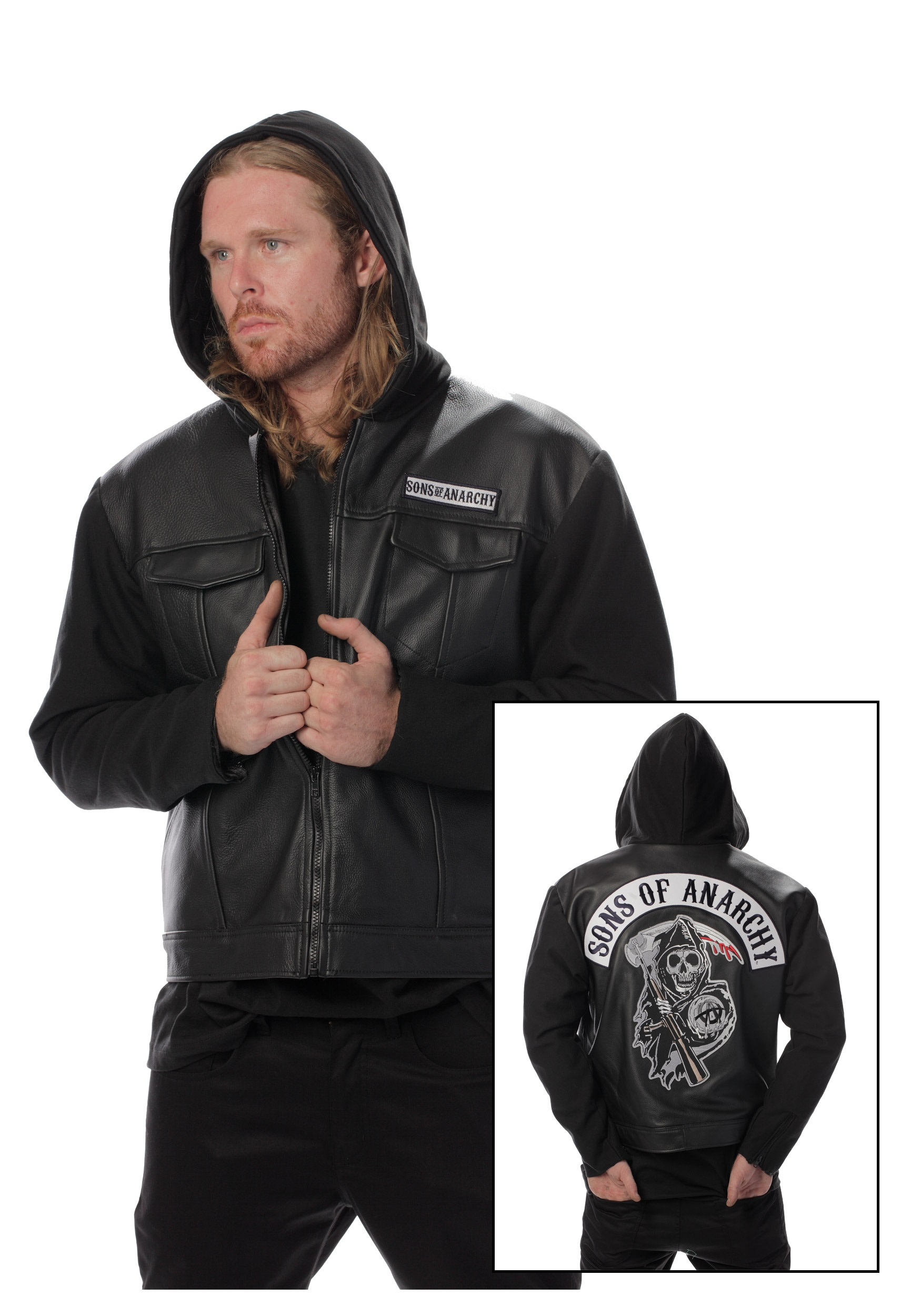 Sons Of Anarchy Leather Jacket Halloween Costume Ideas 2019