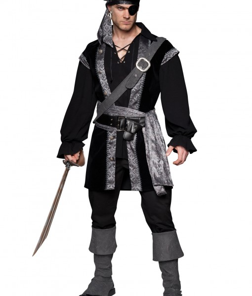 Rogue Pirate Halloween Costume High Seas Rogue Pirate Costume