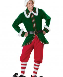 Adult Santa's Elf Costume
