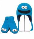 Cookie Monster Toddler Hat